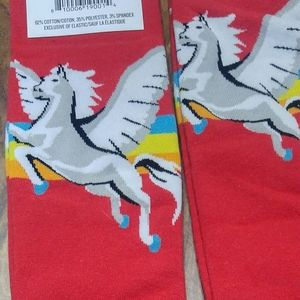 Pegasus Knee High Socks